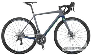 SCOTT Addict Gravel 20 Disc cyklokrosové kolo 2017