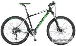 SCOTT Aspect 740 black/green/white horské kolo 2016