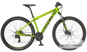 SCOTT Aspect 760 Green/Yellow horské kolo 2018