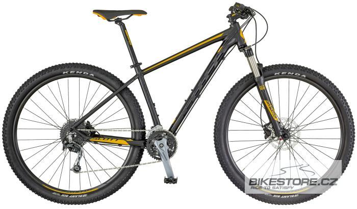 SCOTT Aspect 930 Black/Yellow horské kolo 2018 L