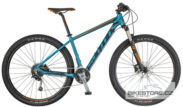 SCOTT Aspect 930 Blue/Orange horské kolo 2018 M