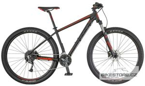 SCOTT Aspect 940 Black/Red horské kolo 2018