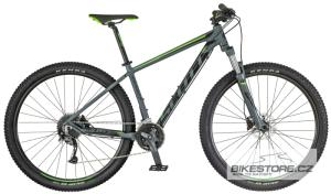 SCOTT Aspect 940 Grey/Green horské kolo 2018