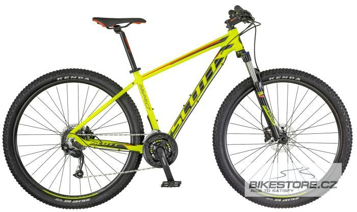 SCOTT Aspect 950 Yellow/Red horské kolo 2018 S