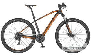 SCOTT Aspect 960 Black/Orange horské kolo 2020