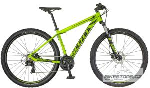 SCOTT Aspect 960 Green/Yellow horské kolo 2018