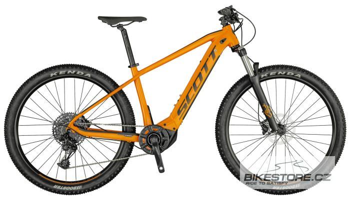 SCOTT Aspect eRide 920 Orange horské kolo 2021 L