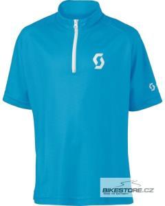 SCOTT Boys juniorský dres - krátký rukáv (218586)