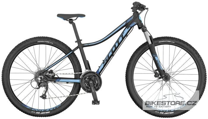 SCOTT Contessa 730 black/blue horské kolo XS