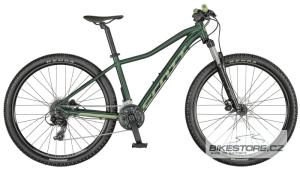 SCOTT Contessa Active 50 Teal Green horské kolo 2021