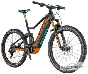 SCOTT E-Spark 700 Tuned horské kolo 2018
