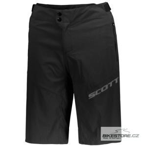 SCOTT Endurance pánské cyklistické kalhoty - krátké s laclem (264844)