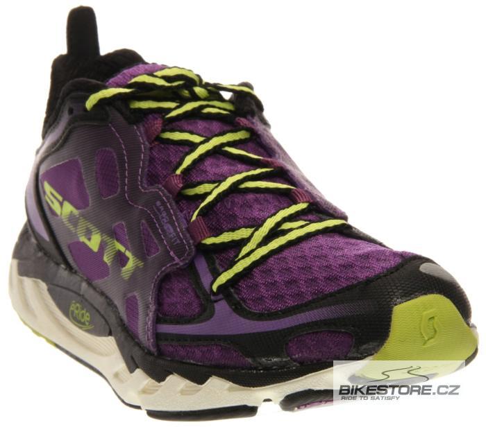 SCOTT eRide AF Support dámské běžecké boty (228520) EU 38,0, (US 7,0), purple/green