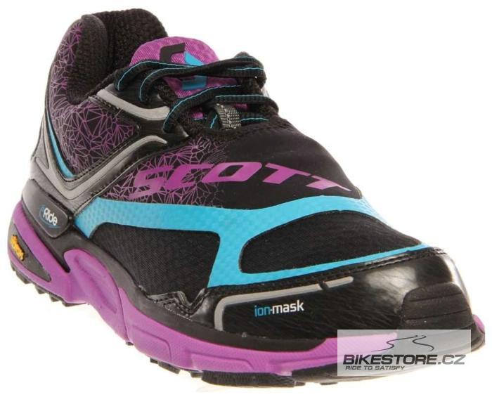 SCOTT eRide Icerunner IM dámské běžecké boty (225375) EU 38,0 (US 7,0), blue/violet