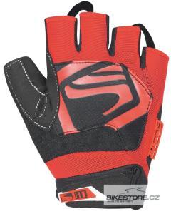 SCOTT Essential rukavice (212469) Černá/červená barva, velikost XL