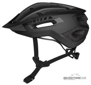 SCOTT Fuga Plus black helma (250029) M