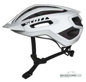 SCOTT Fuga Plus white helma (250029) M