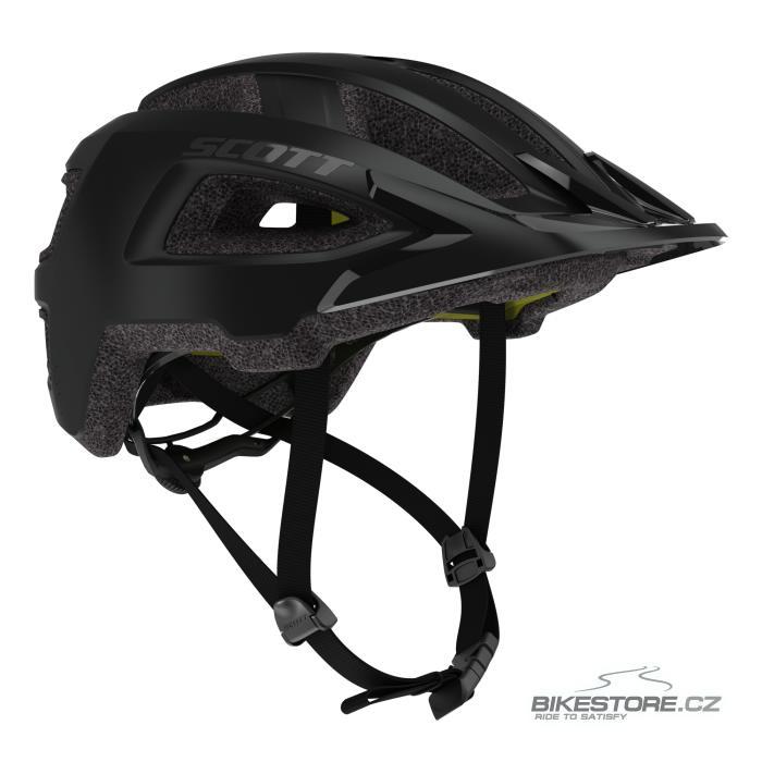 SCOTT Groove Plus Black Matt helma (275208) Velikost M/L