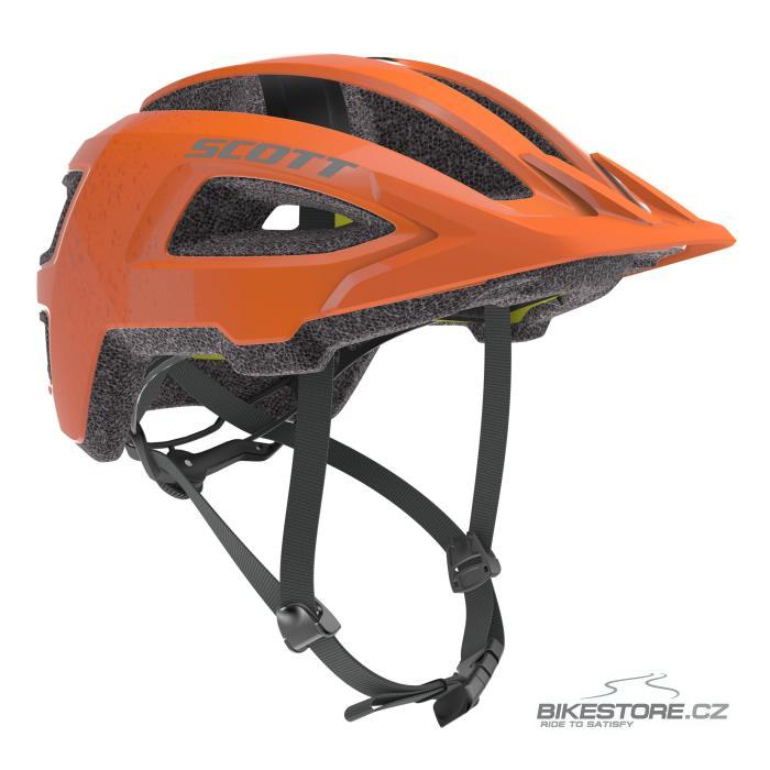 SCOTT Groove Plus Orange Pumpkin helma (275208) Velikost S/M