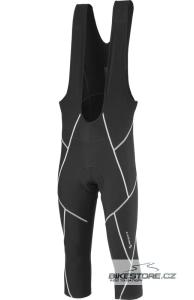 SCOTT Helium All Season cyklistické kalhoty - tříčtvrteční s laclem (218477)