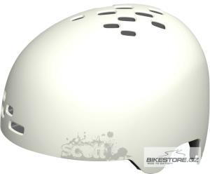 SCOTT Jibe white helma (223327) M