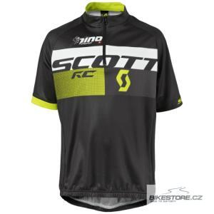 SCOTT JR RC Pro juniorský dres - krátký rukáv (241857)