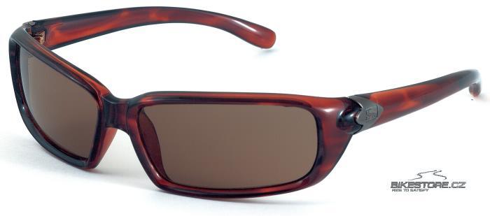 SCOTT Juke brýle Hnědá barva (želvovina)