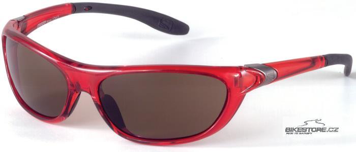 SCOTT Nova brýle Červenohnědá barva