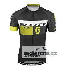 SCOTT RC Pro cyklistický dres - krátký rukáv (241714)