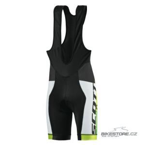 SCOTT RC Team cyklistické kalhoty - krátké s laclem (238707)