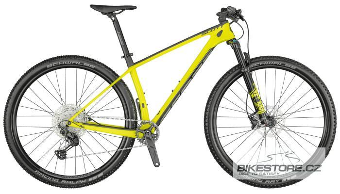SCOTT Scale 930 Yellow horské kolo 2021 M