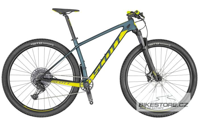 SCOTT Scale 940 Cobalt/Yellow horské kolo 2020 M