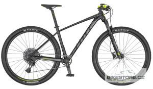 SCOTT Scale 970 Black/Yellow horské kolo 2020