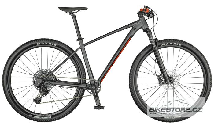 SCOTT Scale 970 Dark Grey horské kolo 2022 L