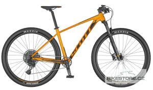 SCOTT Scale 970 Orange/Black horské kolo 2020
