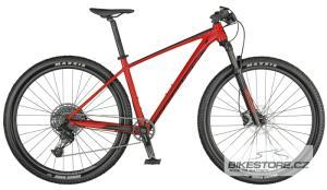 SCOTT Scale 970 Red horské kolo 2021