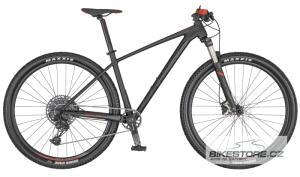 SCOTT Scale 980 Black/Red horské kolo 2020