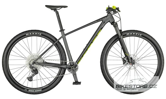 SCOTT Scale 980 Dark Grey horské kolo 2022 L