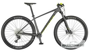 SCOTT Scale 980 Dark Grey horské kolo 2022