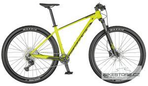 SCOTT Scale 980 Yellow horské kolo 2021