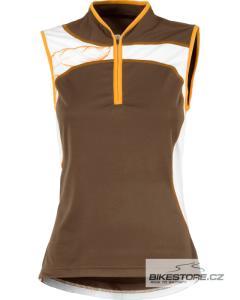 SCOTT Sky dámský cyklistický dres - bez rukávu (215394)