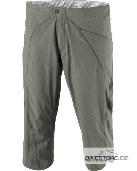SCOTT Sky LSE. F. dámské cyklistické kalhoty - volné tříčtvrteční (215399) Velikost L, šedá barva - skladem poslední kus bez vnitřních kalhot s vložkou