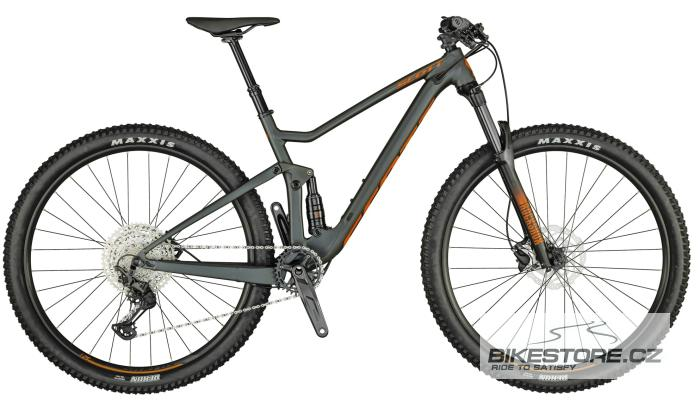 SCOTT Spark 960 Dark Grey horské kolo 2021 L