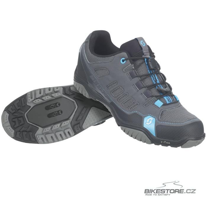 SCOTT Sport Crus-r Lady tretry (242150) Velikost 40, antracitová/modrá barva