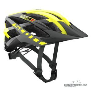SCOTT Spunto nino yellow RC dětská helma (218641)