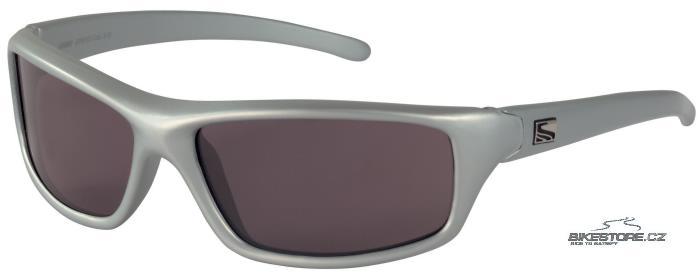SCOTT Static brýle Stříbrná barva