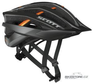 SCOTT Vanish 2 MTB black/orange flash helma (241250) S