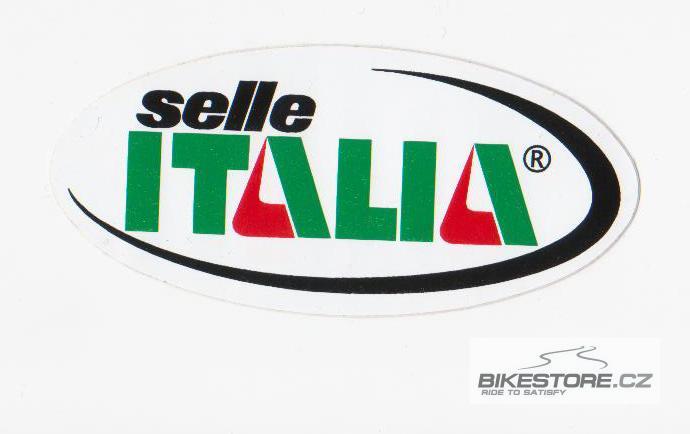 SELLE ITALIA Selle Italia samolepka