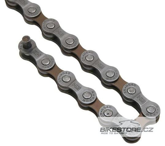SHIMANO CN-HG40 řetěz (8,7,6)