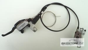 SHIMANO Deore LX ST-M585 Dual/BR-M585 sada levé brzdící/řadící páky a hydr. kot. brzdy